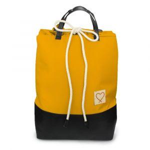 Xiss žlutá multifunkční cestovní taška/batoh Yellow Traveller