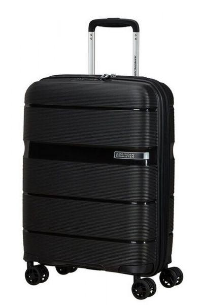 American Tourister Kabinový cestovní kufr Linex 34 l – černá
