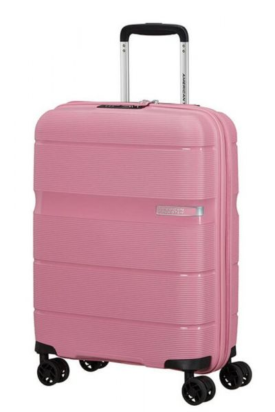 American Tourister Kabinový cestovní kufr Linex 34 l – růžová