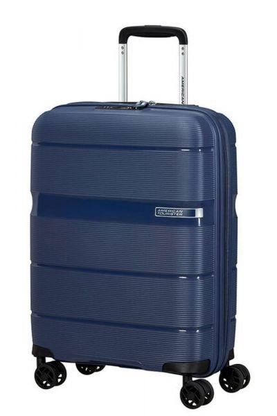 American Tourister Kabinový cestovní kufr Linex 34 l – tmavě modrá