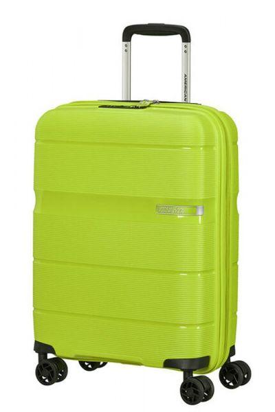 American Tourister Kabinový cestovní kufr Linex 34 l – zelená