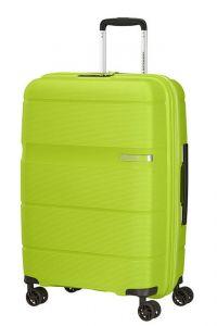 American Tourister Skořepinový cestovní kufr Linex 63 l – zelená