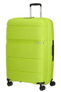 American Tourister Skořepinový cestovní kufr Linex 102 l – zelená