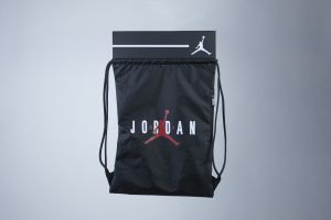 Jan hbr gym sack BLACK