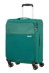 American Tourister Kabinový cestovní kufr Lite Ray 42 l – zelená