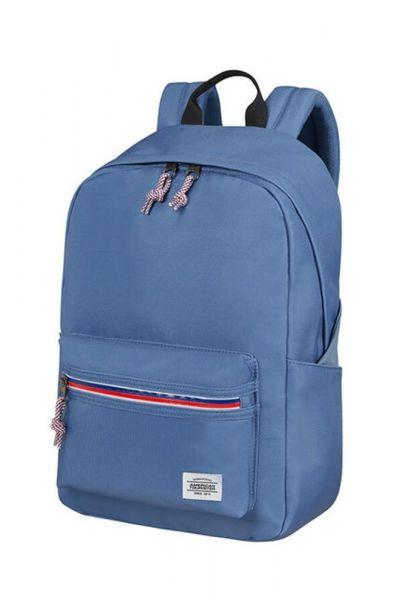 American Tourister Městský batoh Upbeat Zip 19,5 l – modrá