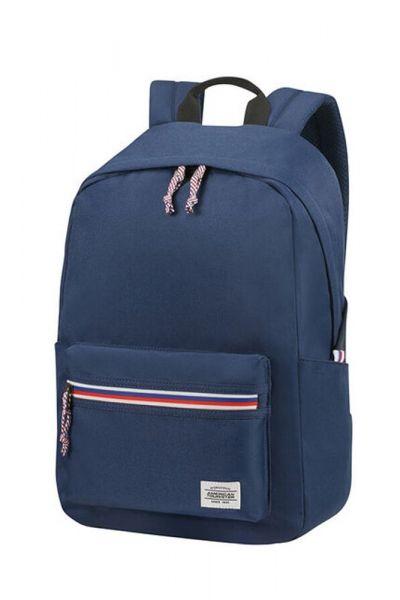 American Tourister Městský batoh Upbeat Zip 19,5 l – tmavě modrá