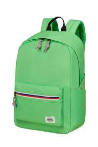 American Tourister Městský batoh Upbeat Zip 19,5 l – zelená
