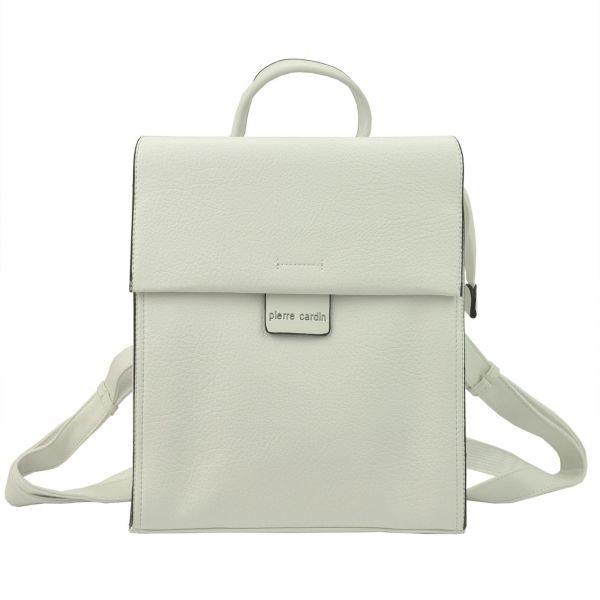 Dámský batoh Pierre Cardin Martha – bílá