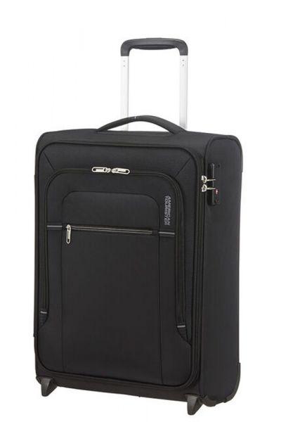 American Tourister Kabinový cestovní kufr Crosstrack Upright 42 l – černá