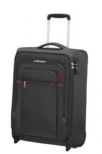 American Tourister Kabinový cestovní kufr Crosstrack Upright 42 l – tmavě šedá