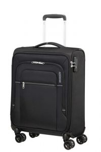 American Tourister Kabinový cestovní kufr Crosstrack 40 l – černá