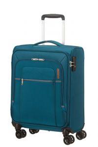 American Tourister Kabinový cestovní kufr Crosstrack 40 l – modrá