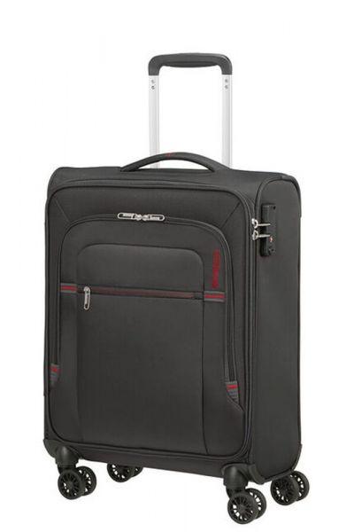 American Tourister Kabinový cestovní kufr Crosstrack 40 l – tmavě šedá