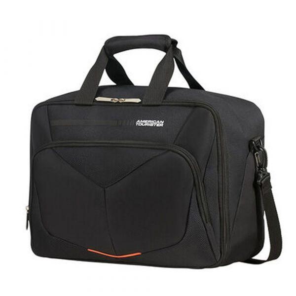 American Tourister Palubní taška Summerfunk 3 Way 27 l – černá