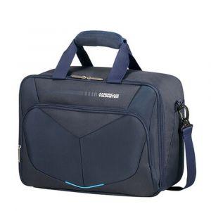 American Tourister Palubní taška Summerfunk 3 Way 27 l – tmavě modrá