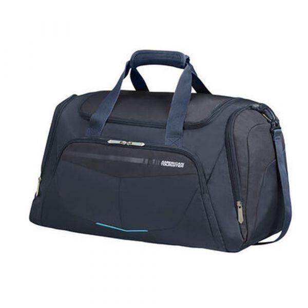 American Tourister Cestovní taška Summerfunk Duffle 50,5 l – tmavě modrá