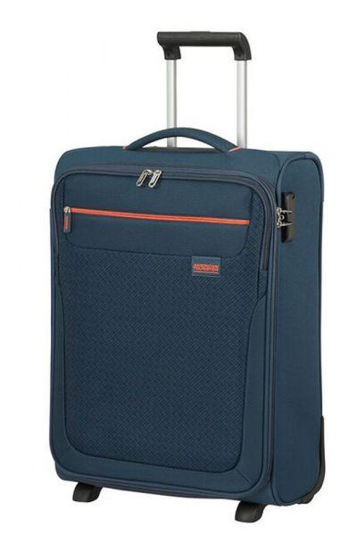 American Tourister Kabinový cestovní kufr Sunny South Upright 39 l – tmavě modrá