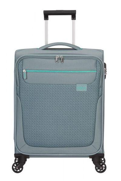 American Tourister Kabinový cestovní kufr Sunny South 36 l – šedá