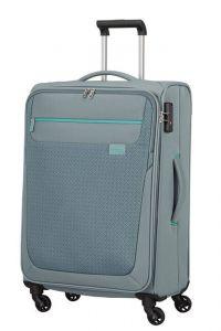 American Tourister Látkový cestovní kufr Sunny South M 64,5 l – šedá