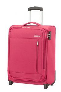 American Tourister Kabinový cestovní kufr Heat Wave Upright 42 l – růžová