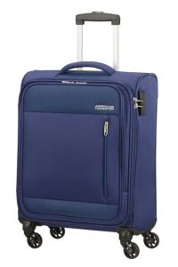 American Tourister Kabinový cestovní kufr Heat Wave 38 l – modrá