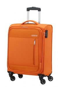 American Tourister Kabinový cestovní kufr Heat Wave 38 l – oranžová