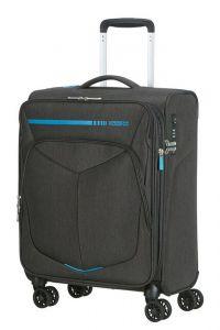 American Tourister Kabinový cestovní kufr Summerfunk Neon EXP 43/46 l – modrá