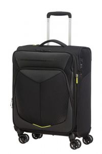 American Tourister Kabinový cestovní kufr Summerfunk Carbon EXP 43/46 l – černá