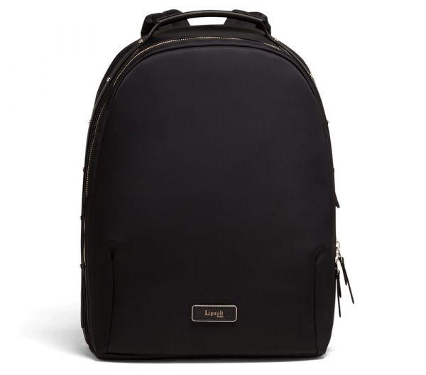 Lipault Dámský batoh Business Avenue M 14 l – černá