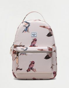 Herschel Supply Nova Mid-Volume NAT BIRDS