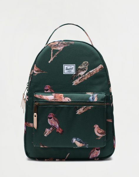 Herschel Supply Nova Mid-Volume DKGR BIRDS