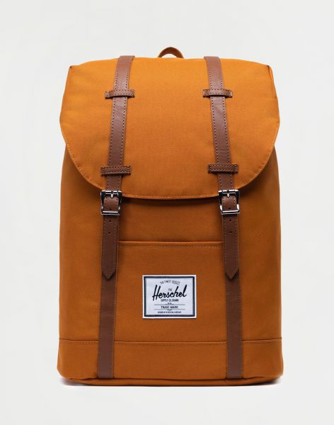 Herschel Supply Retreat PUMPKIN SP