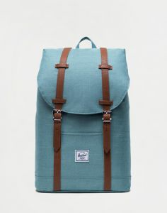 Herschel Supply Retreat Mid-Volume OIL BLUE X