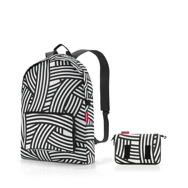 Reisenthel Mini Maxi Rucksack Zebra 14l