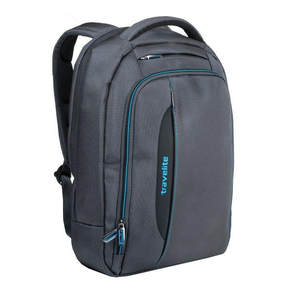 Travelite Crosslite Backpack Slim Anthracite 16l