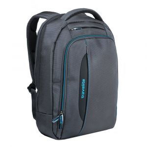 "Travelite Batoh na notebook 15,6"" Crosslite Slim Anthracite 16 l"
