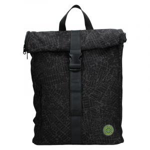 Pánský batoh Lerros Ursus – černo-šedá