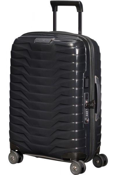 Samsonite Kabinový cestovní kufr Proxis EXP S 38/44 l – černá