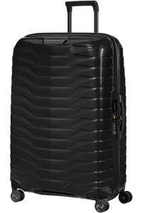 Samsonite Skořepinový cestovní kufr Proxis M 75 l – černá