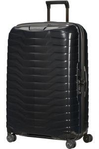 Samsonite Skořepinový cestovní kufr Proxis L 98 l – černá