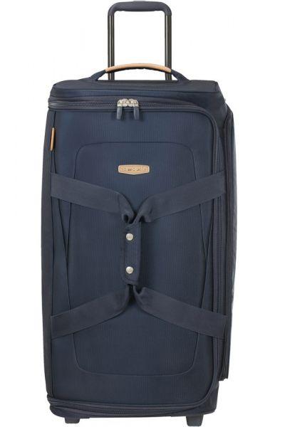 Samsonite Cestovní taška na kolečkách Spark SNG ECO 107,5 l – modrá