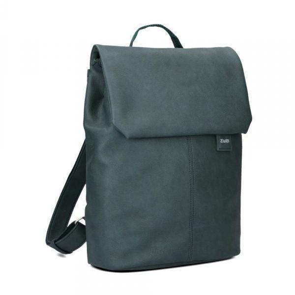 Zwei Dámský batoh Mademoiselle MR13 6 l – modrozelená