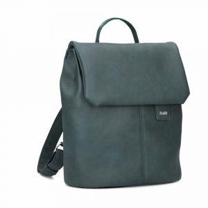 Zwei Dámský batoh Mademoiselle MR8 4 l – modrozelená