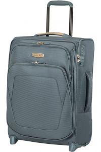 Samsonite Kabinový cestovní kufr Spark SNG ECO EXP S Upright 48,5/57 l – šedá