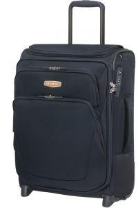 Samsonite Kabinový cestovní kufr Spark SNG ECO S Upright EXP Toppocket 48,5/57 l – modrá