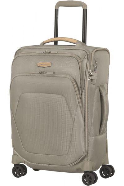 Samsonite Kabinový cestovní kufr Spark SNG ECO S 35 cm 38 l – béžová