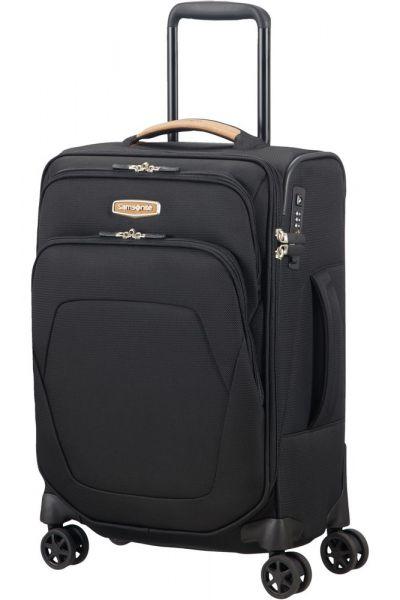 Samsonite Kabinový cestovní kufr Spark SNG ECO S 35 cm 38 l – černá