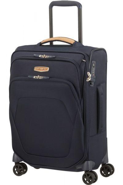 Samsonite Kabinový cestovní kufr Spark SNG ECO S 35 cm 38 l – modrá
