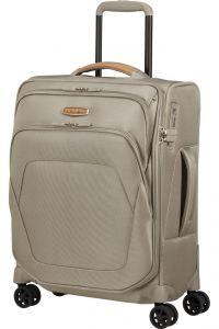 Samsonite Kabinový cestovní kufr Spark SNG ECO S 40 cm 43 l – béžová